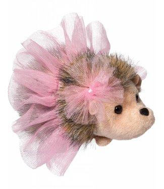 "Douglas Pink Swirl Hedgehog - 6"""