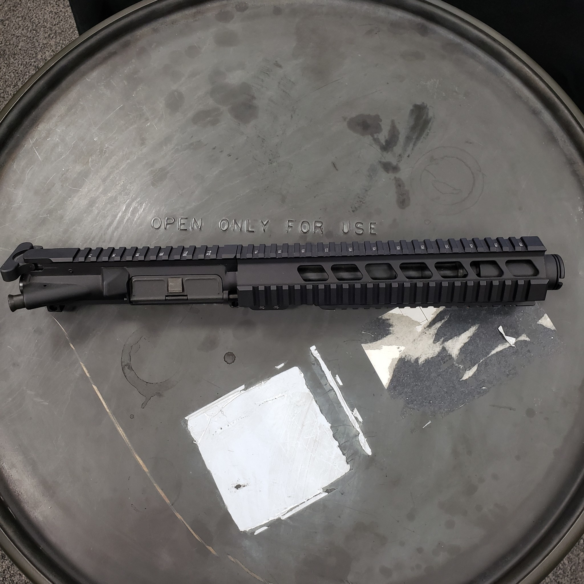 "Oceanside Custom 8"" 300Blk Upper 17666"