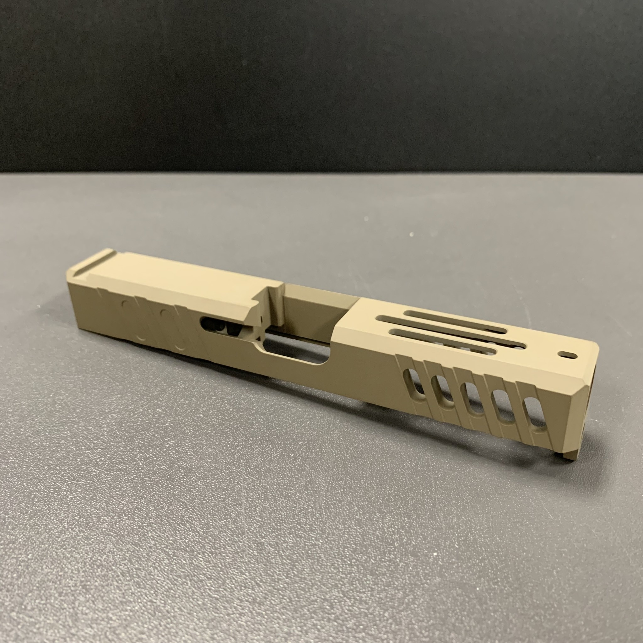 FU Glock Slide T2 Stripped G19