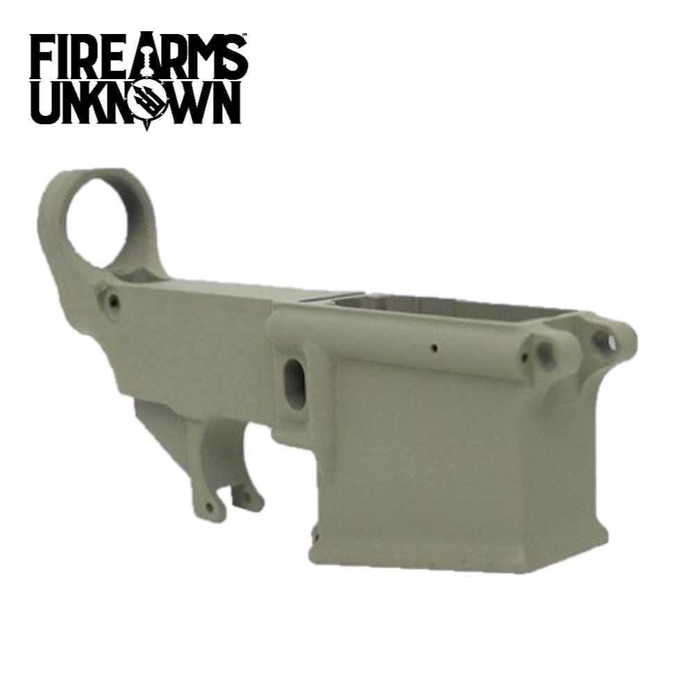 House AR15 Forged 80% Lower