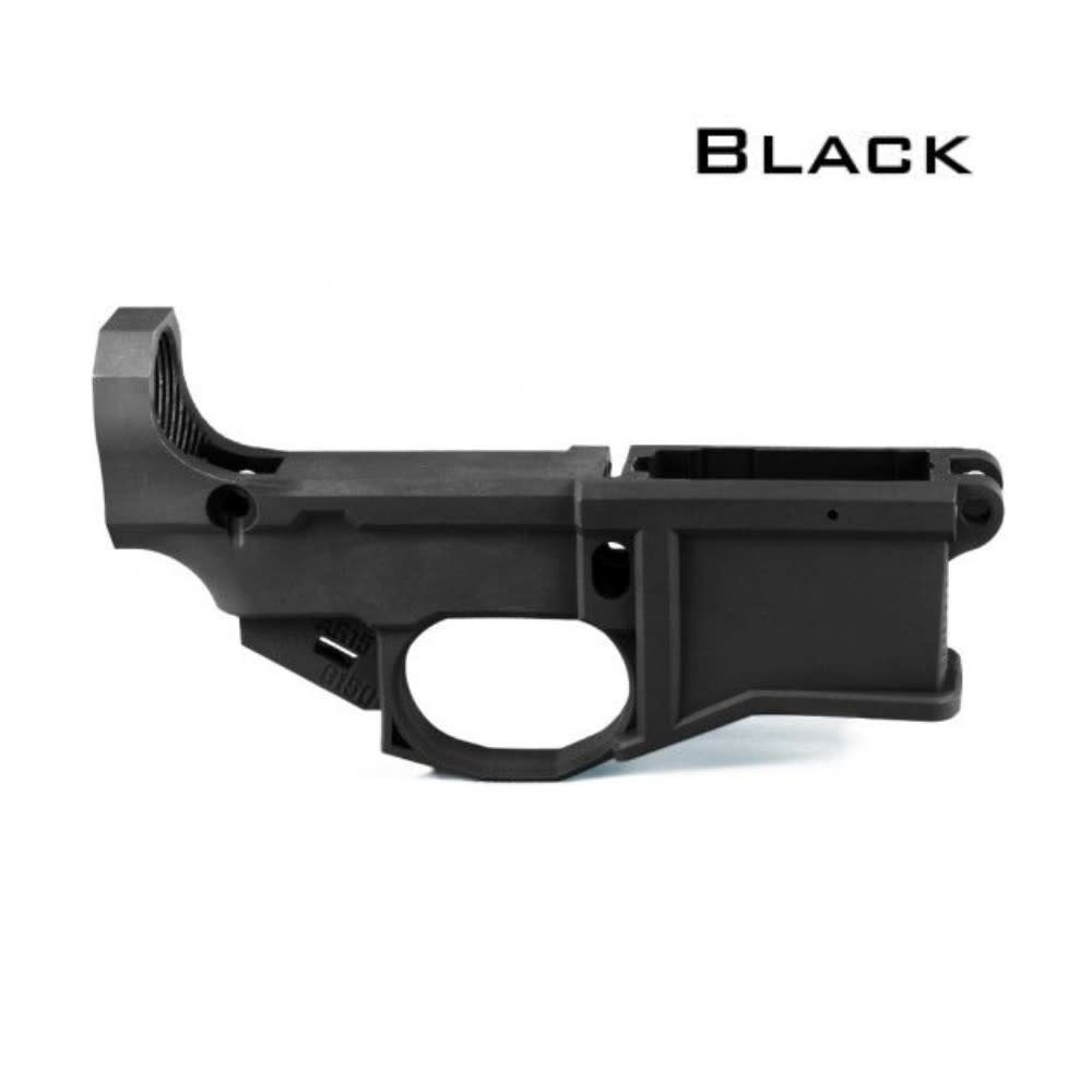 P80 G150 80% Lower with Jig System AR15 Black