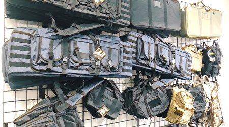 Safes, Bags, & Packs