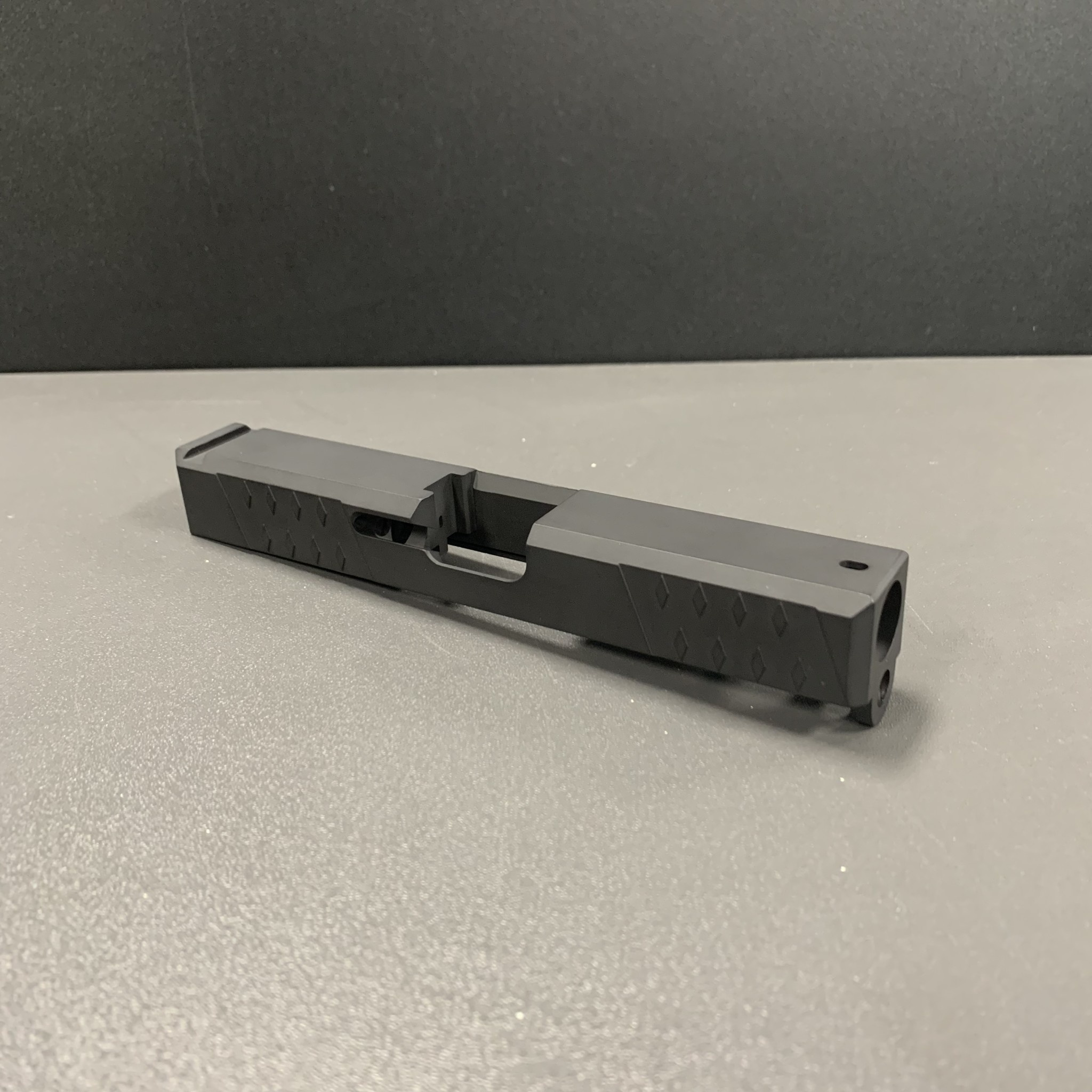 FU Glock Slide T1 Stripped G19