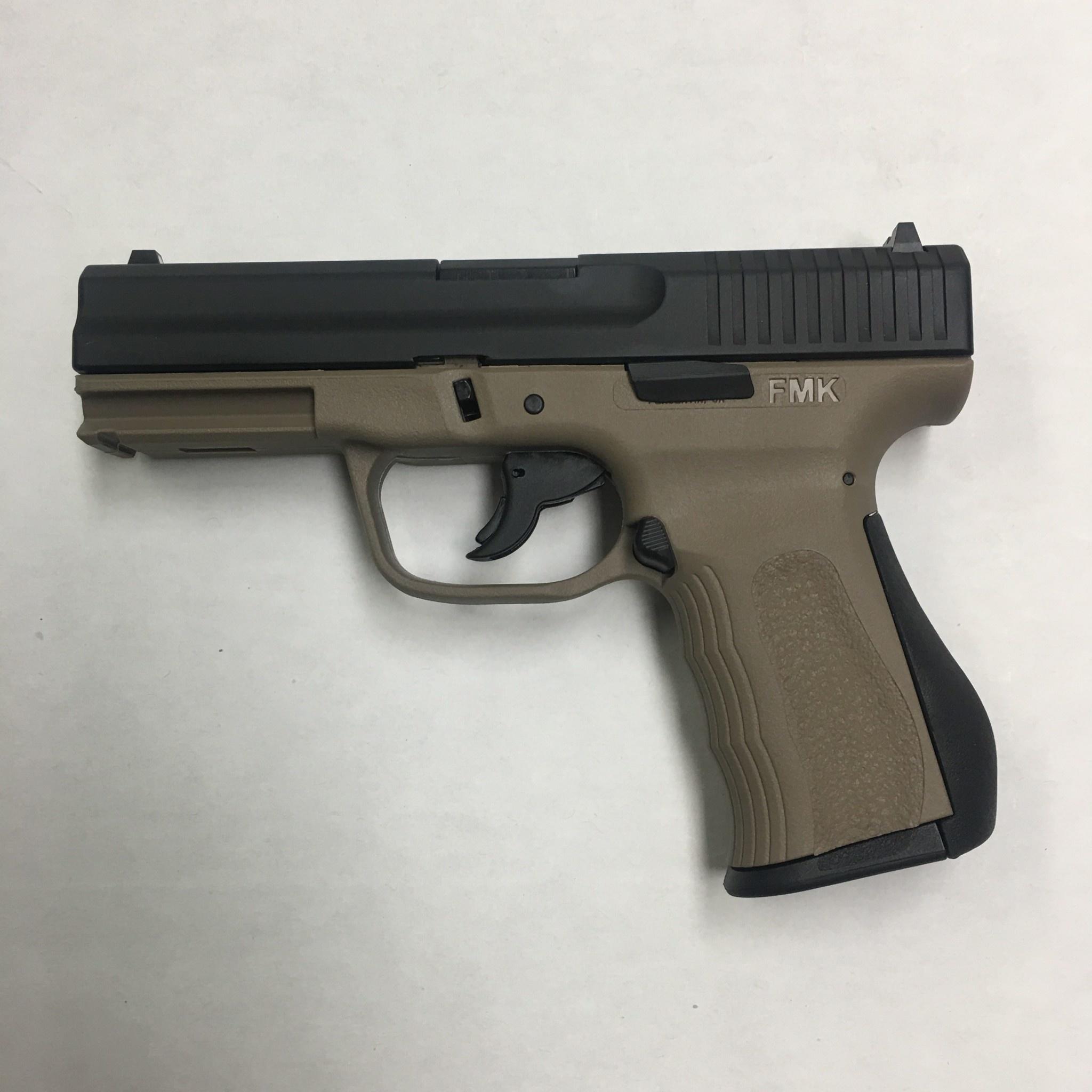 FMK Firearms 9C1 G2 FDE Pistol 9MM