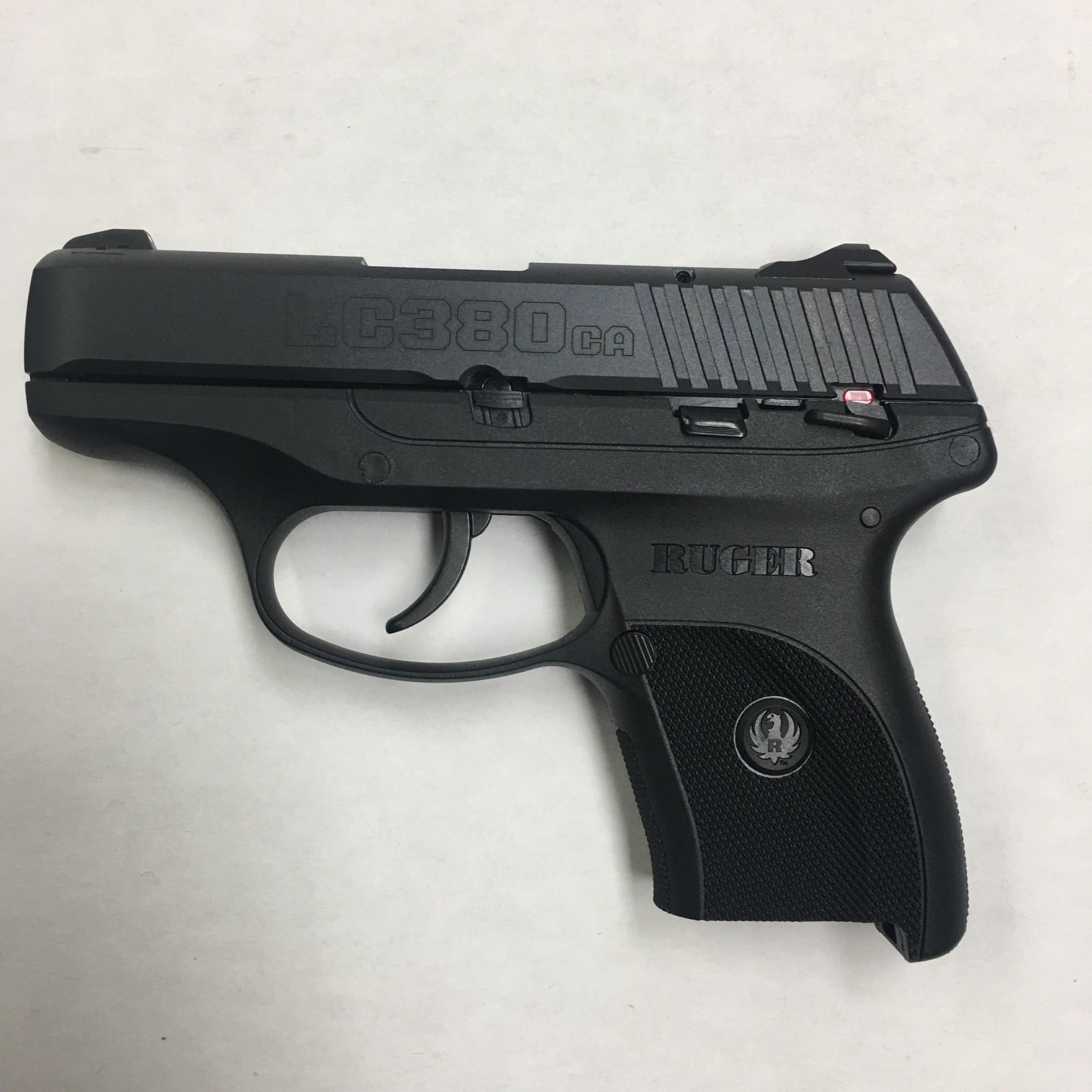 LC380 Pistol 380ACP