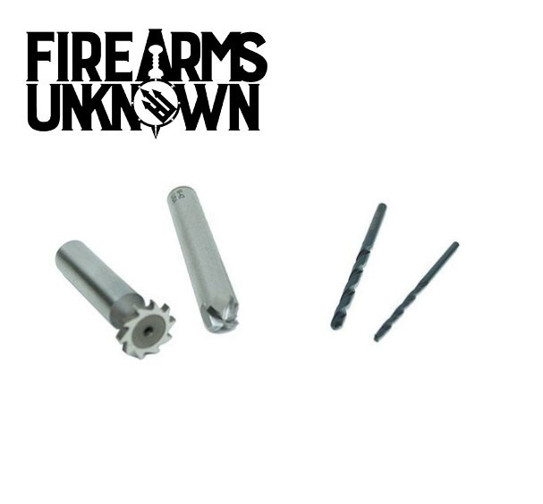 House 1911 80% Receiver Tooling Bit Kit