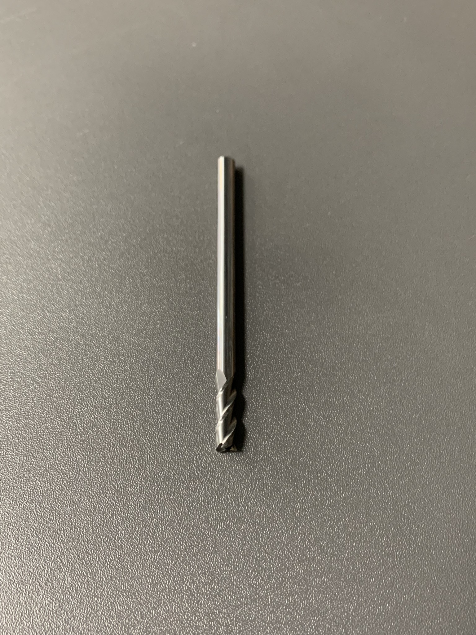 "1/4"" End Mill Tooling Bit"