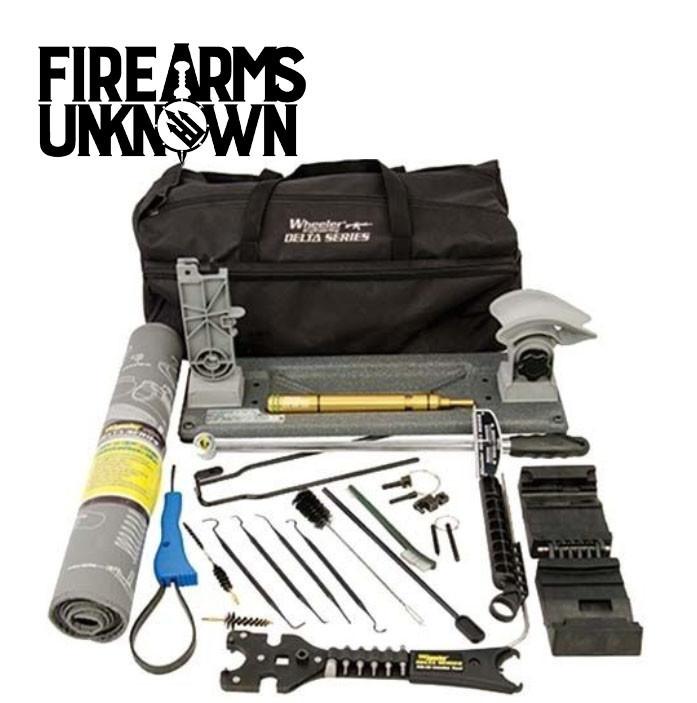 Wheeler AR-15 Armorers Pro Kit Professional 19 pc