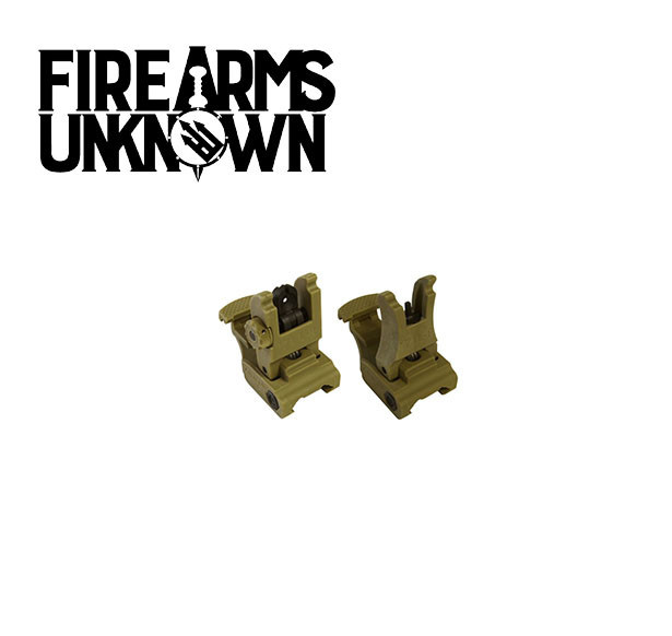 ARMS #71 Polymer Sight Set