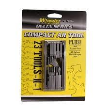 Wheeler Compact AR Tool