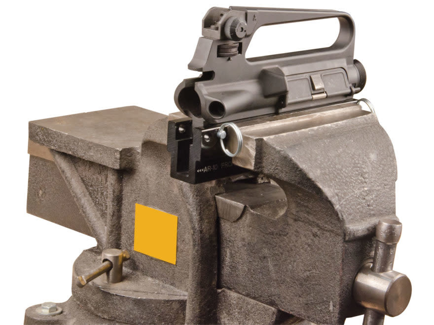 Wheeler AR Upper-Pic Rail Vise Block