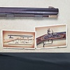 "Traditions Prairie Hawken Rifle Kit / Select Raw Hardwood / .50 /  28"" White"