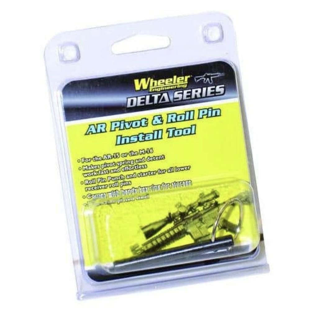 Wheeler AR Pivot Pin Tool AR