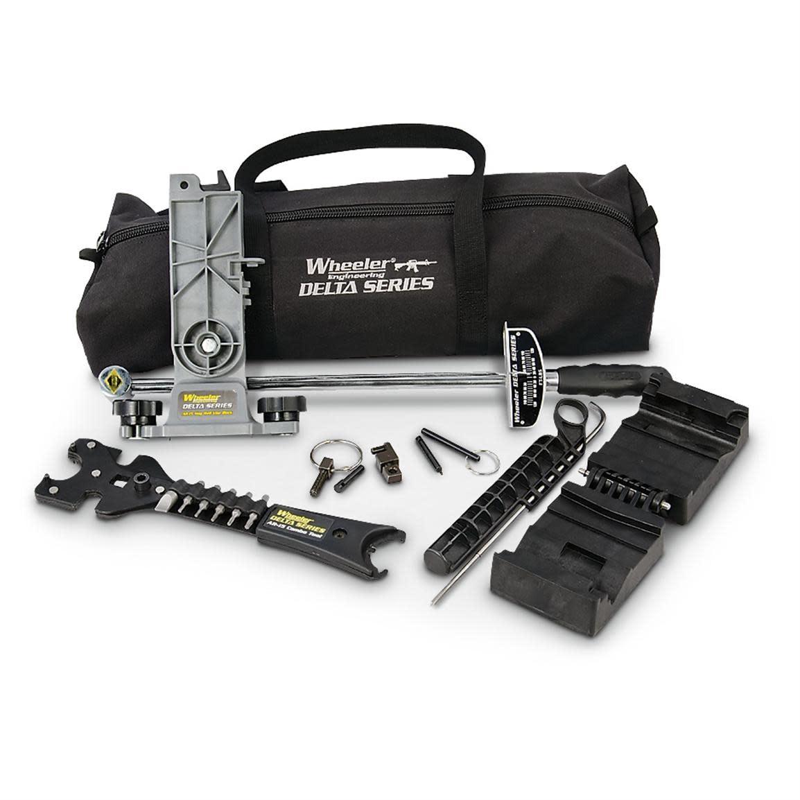 Wheeler Armorers Essential Kit 13 pc AR-15