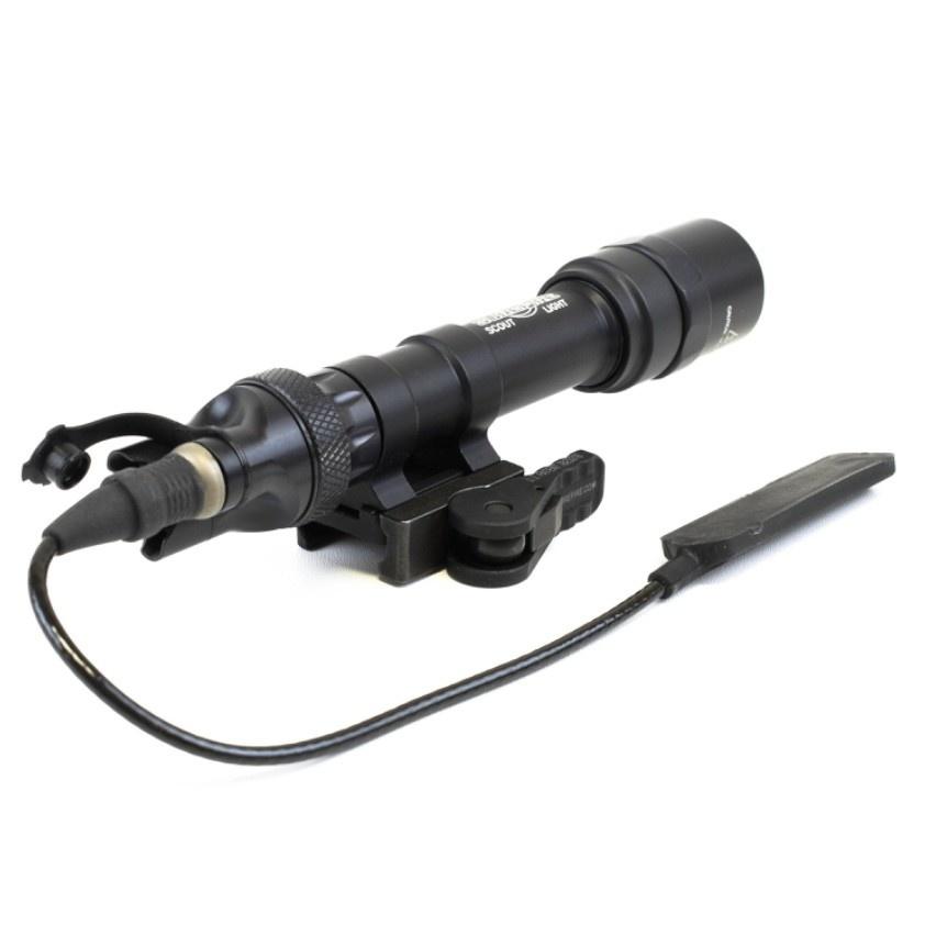 Surefire M600U Scout Light  6V 1000 Lumens w/ Pressure Pad