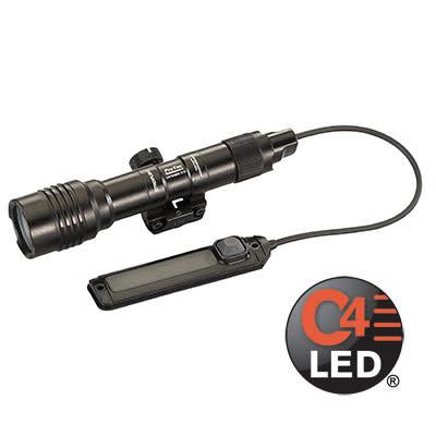 Streamlight ProTac Rail Mount 2, 625 Lumen Long Gun Light with Pressure Switch and Mount