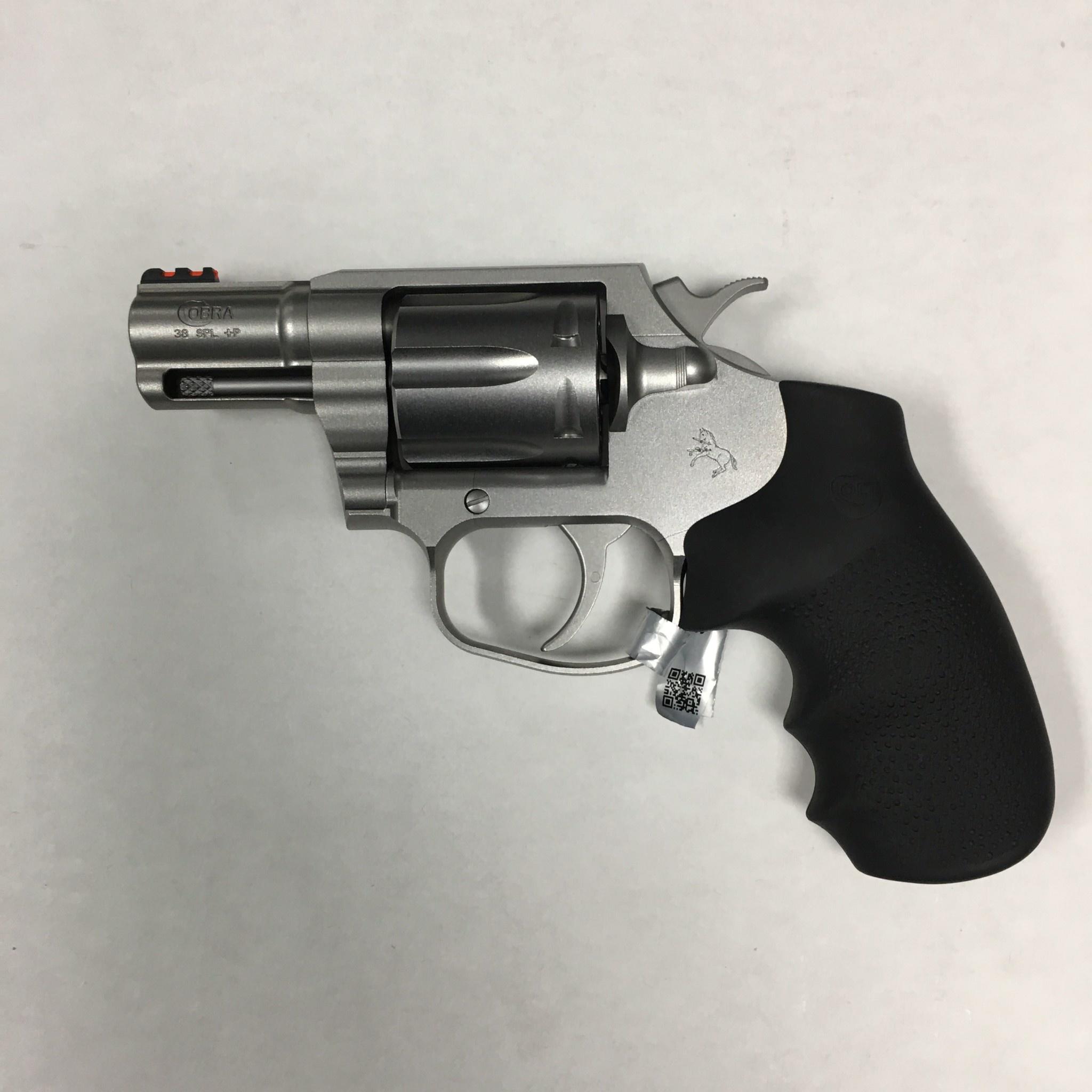 Colt Cobra SM2F0 Revolver .38 SPL