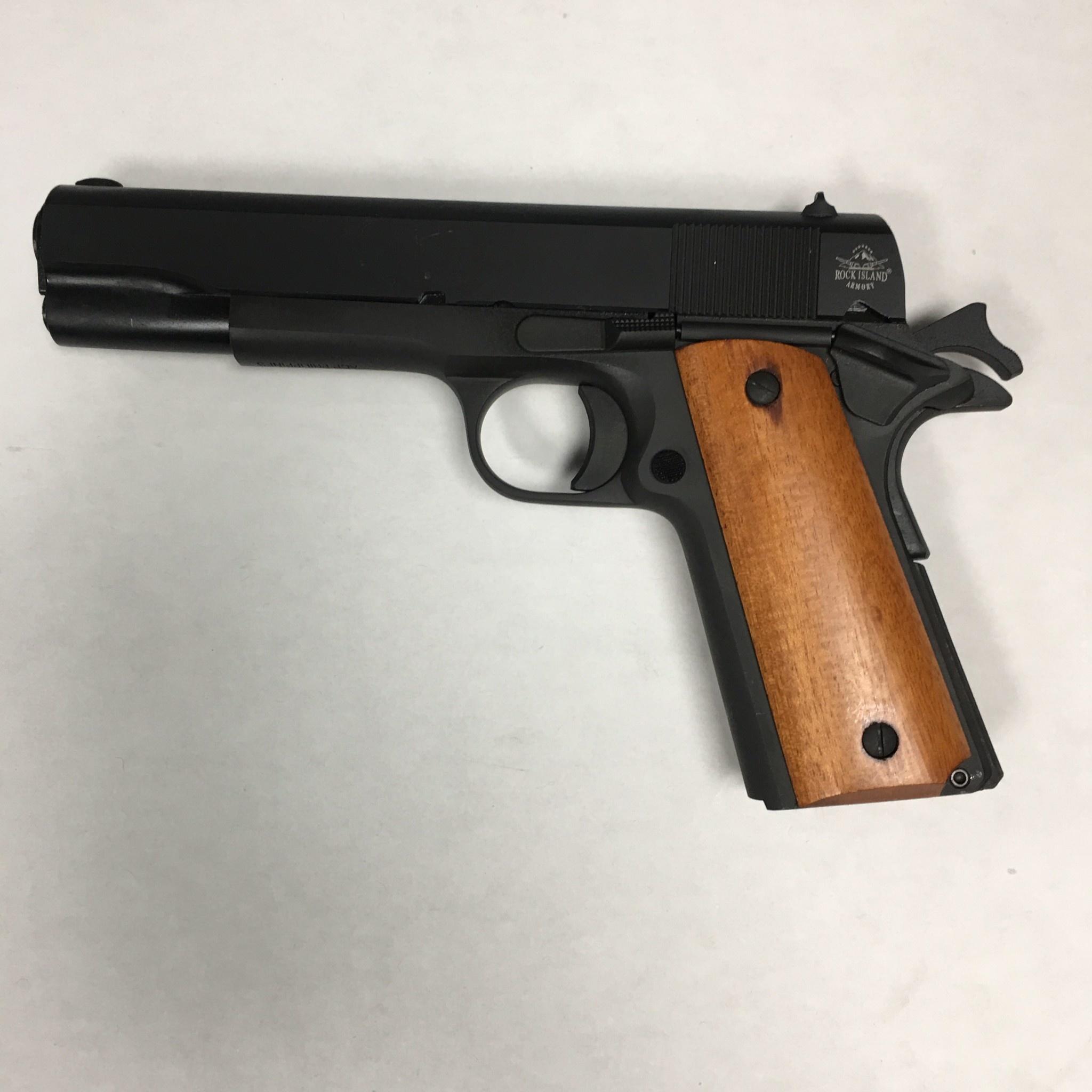 Rock Island M1911 A1-FS Pistol 38SUP