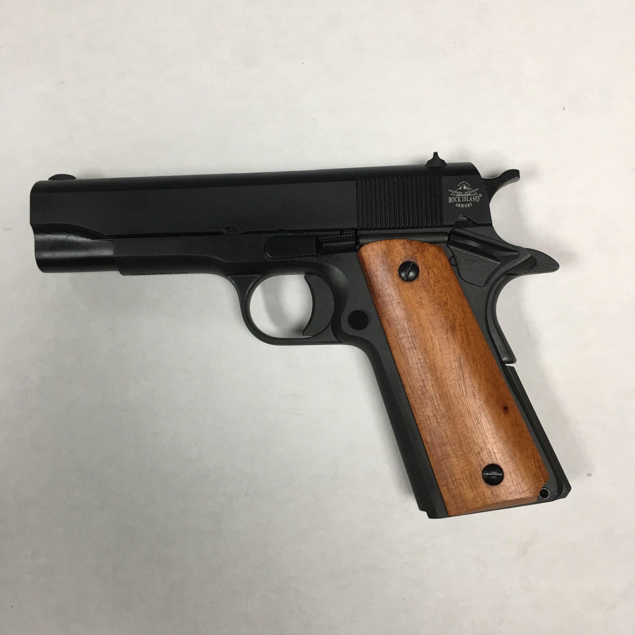 Rock Island M1911 A1-MS Pistol 45ACP