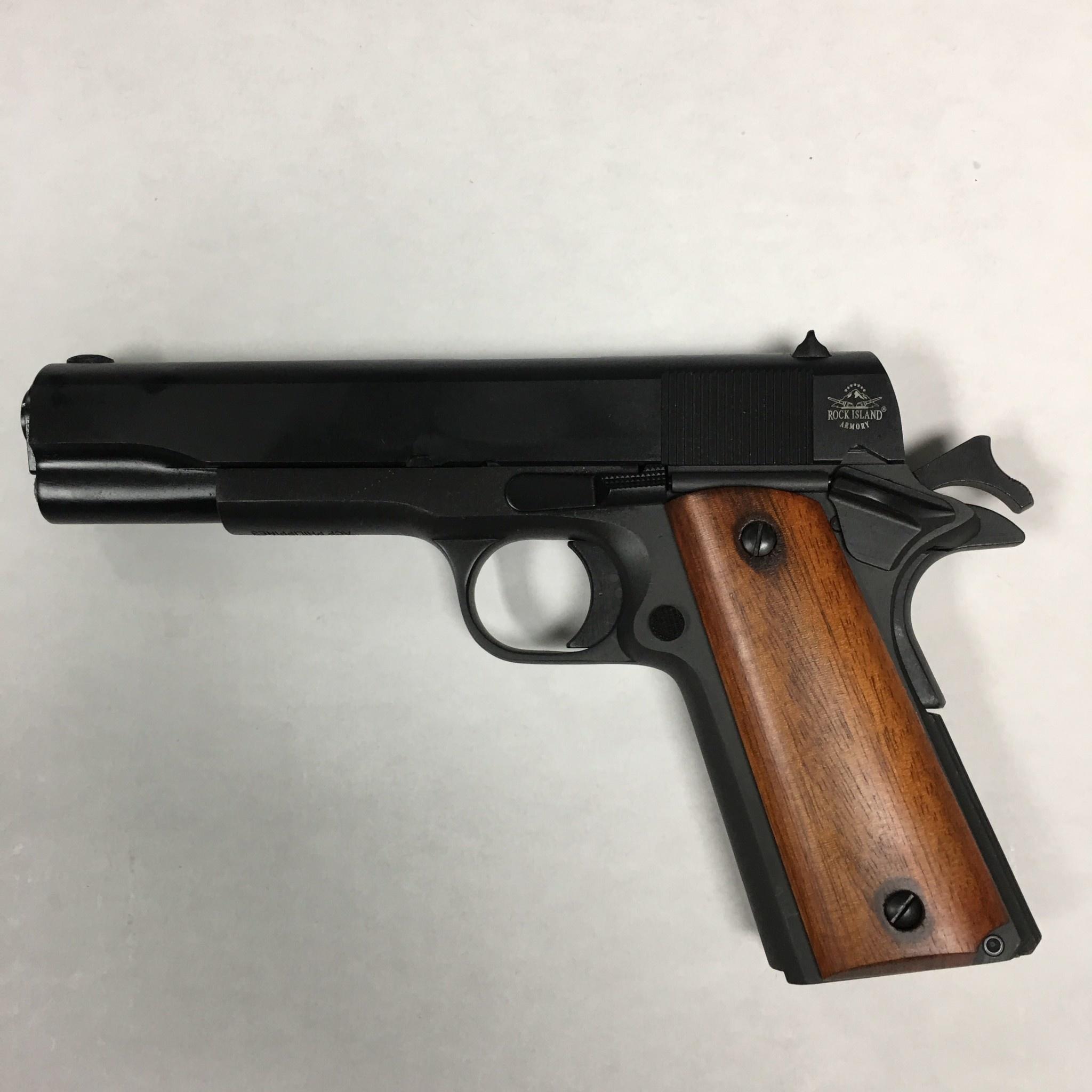 Rock Island M1911 A1-FS Pistol 45ACP