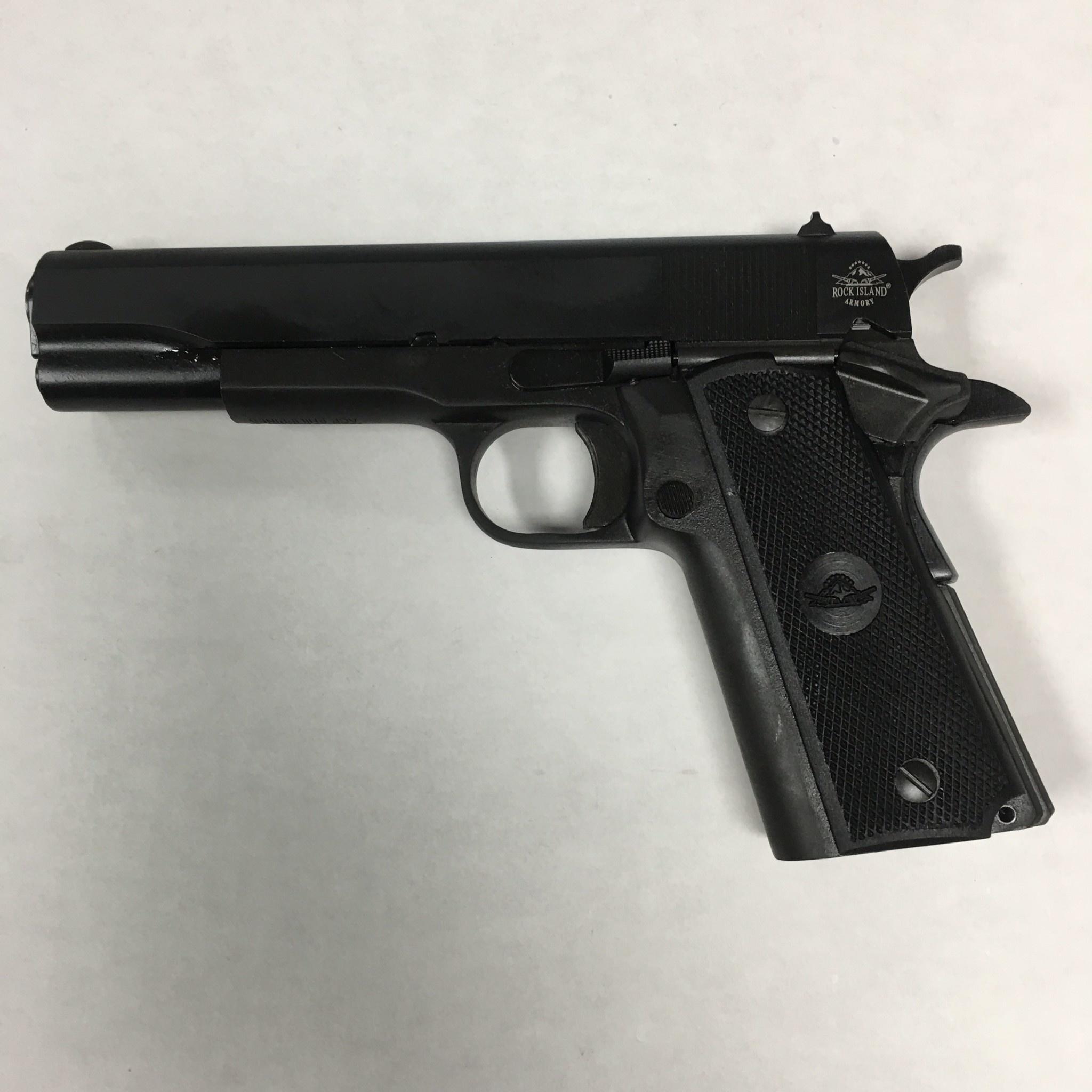 Rock Island M1911 A2-FS Pistol 45ACP