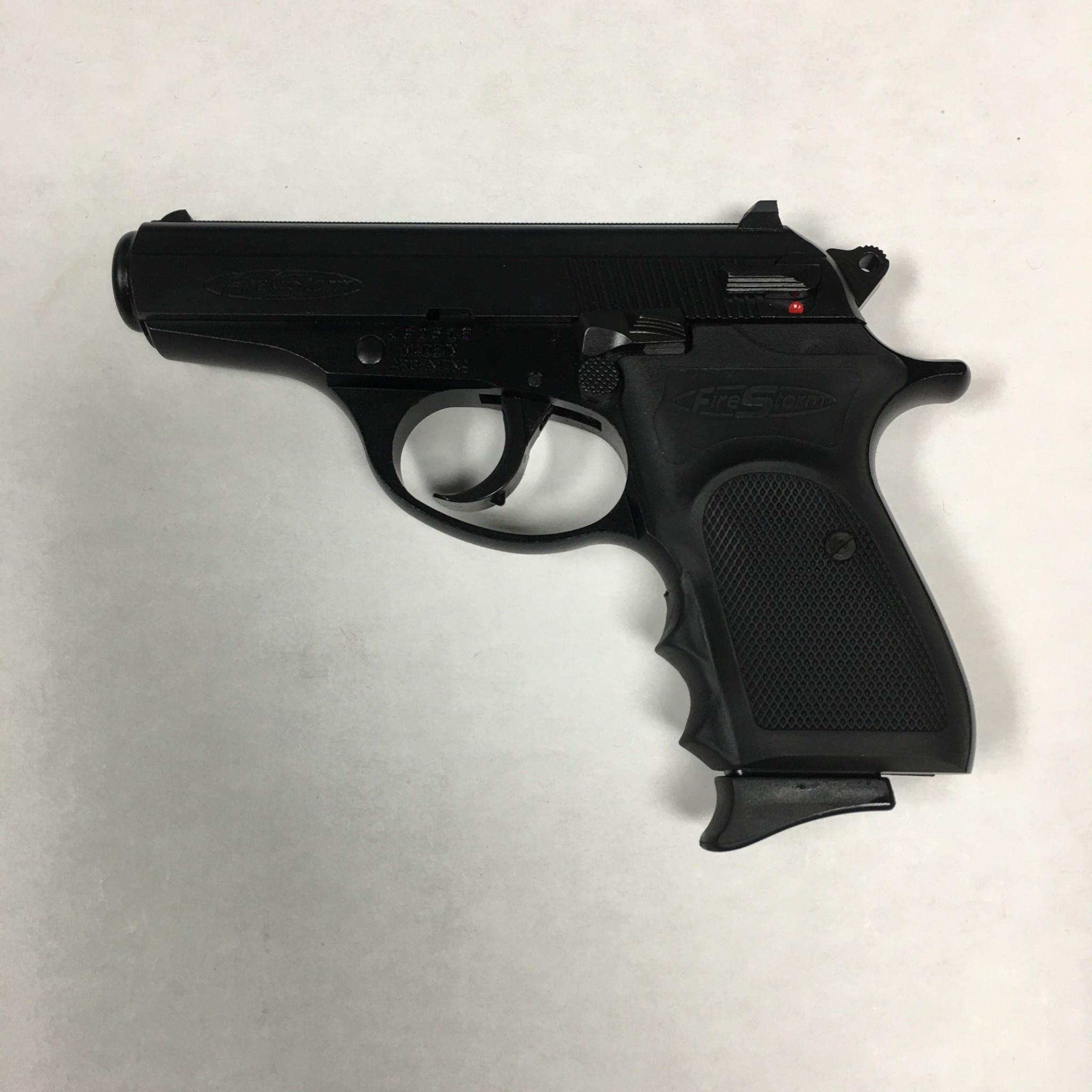 BERSA Firestorm Pistol 380ACP