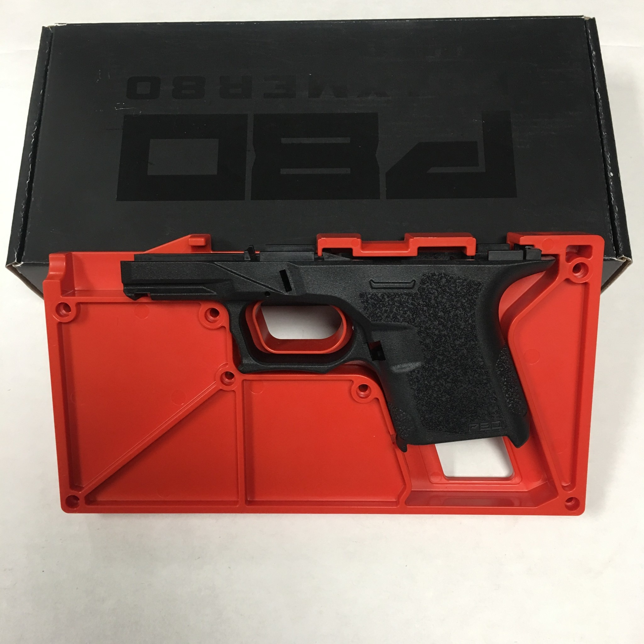 P80 SubCompact Glock Frame PF940SC