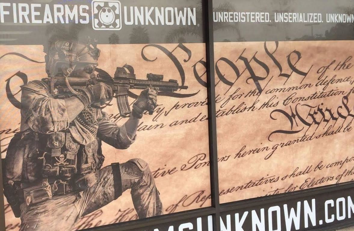 Media shoots down firearm advertisement