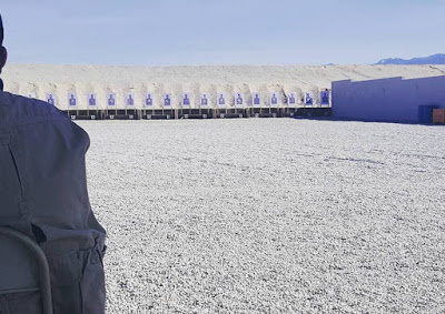Got Pellets? A woman's first experience with professional firearms training.