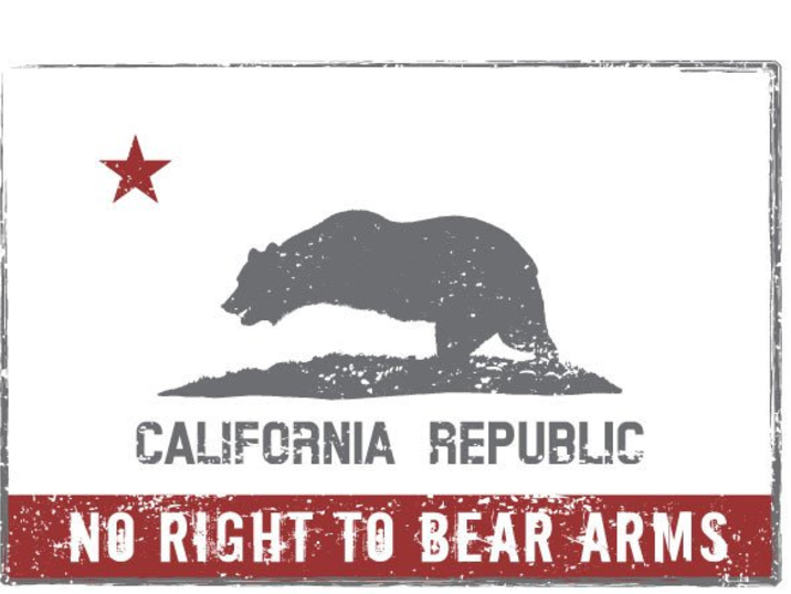 Pick a gun fight with California