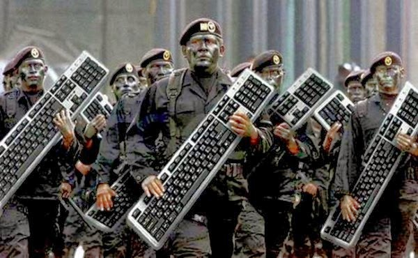 Do Something: From keyboard commando to activist