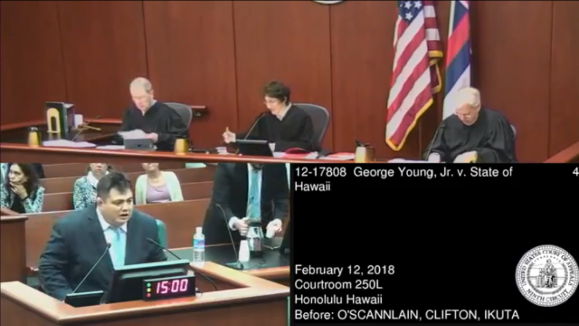 Going after Hawaii's carry laws