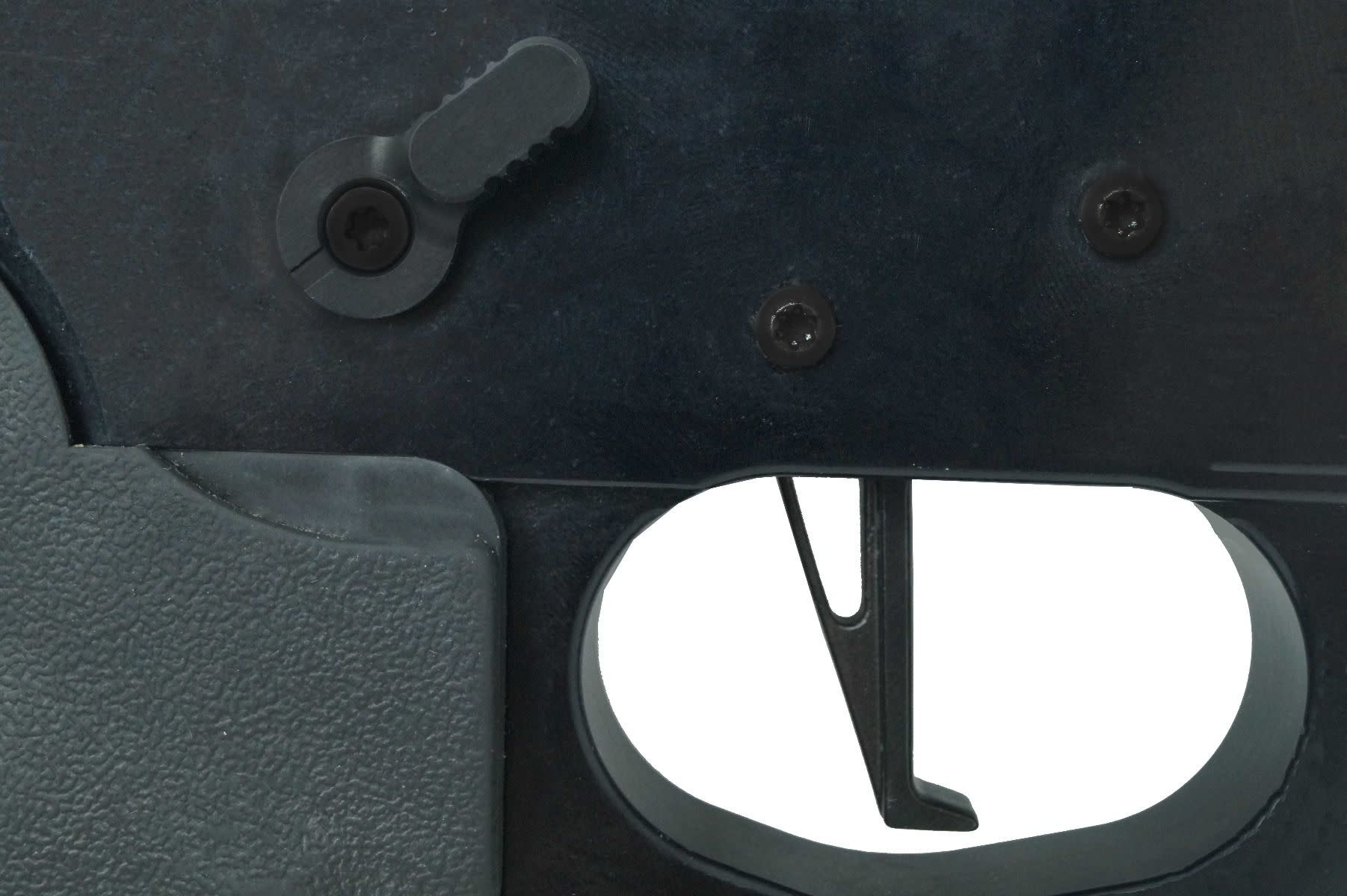 Blitzkrieg Osprey Ambi Safety Selector Black 60 Degree