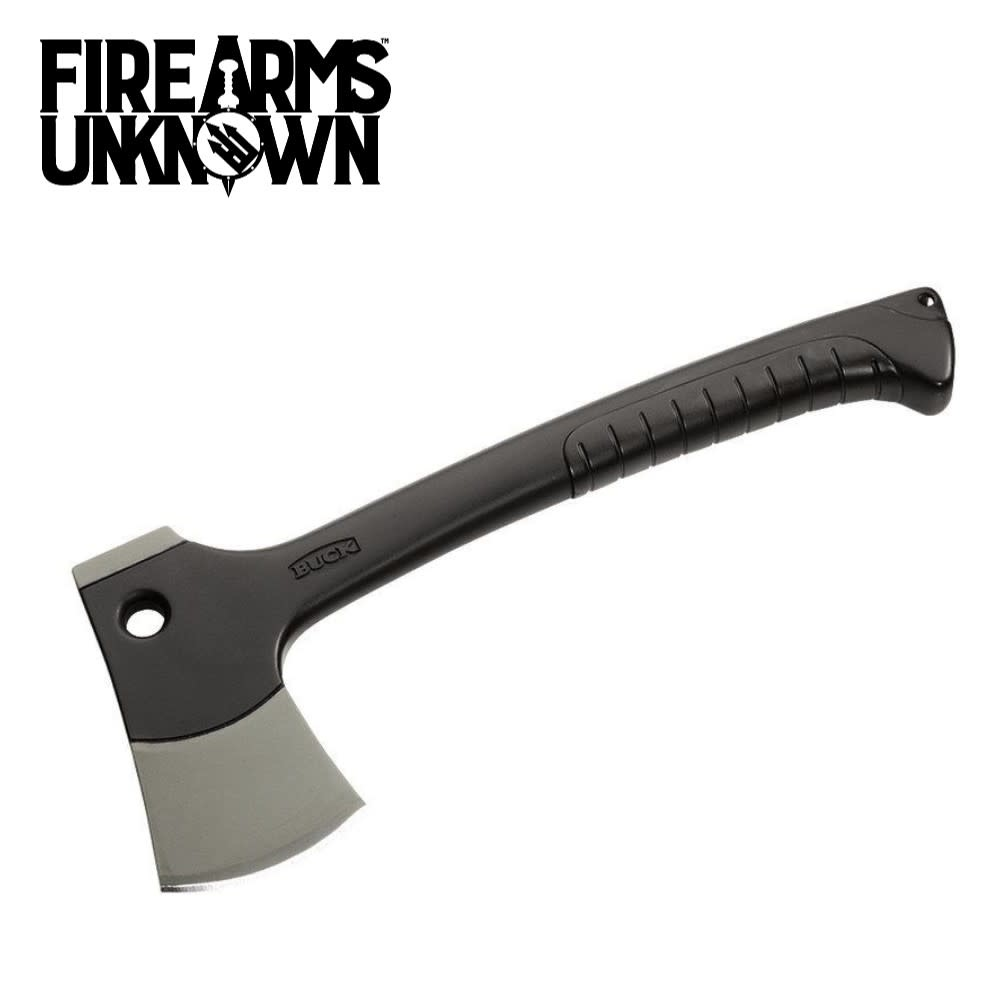 Buck Camp Axe With Sheath