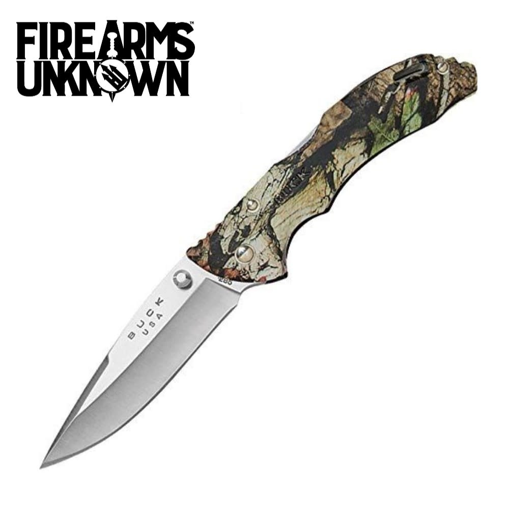Buck Folder Bantam BLW Knife