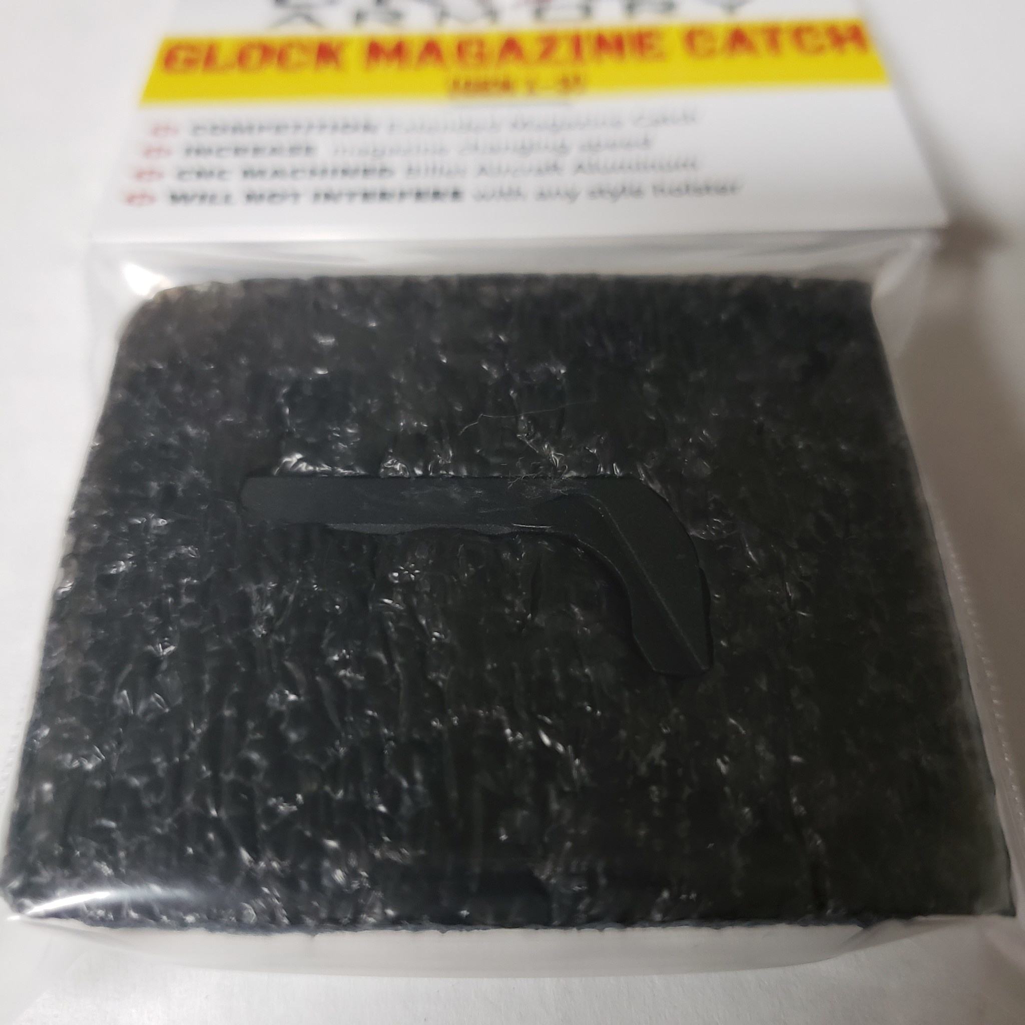 Cross Armory Extended Glock Magazine Catch
