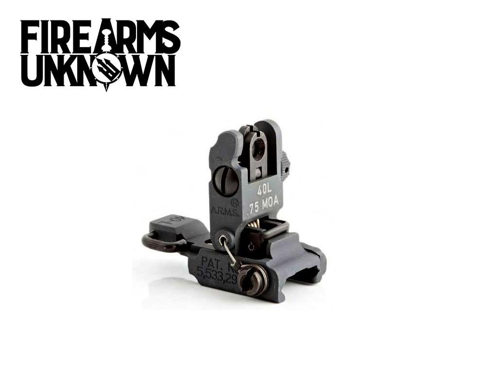 ARMS #40 L-SP Rear Sight