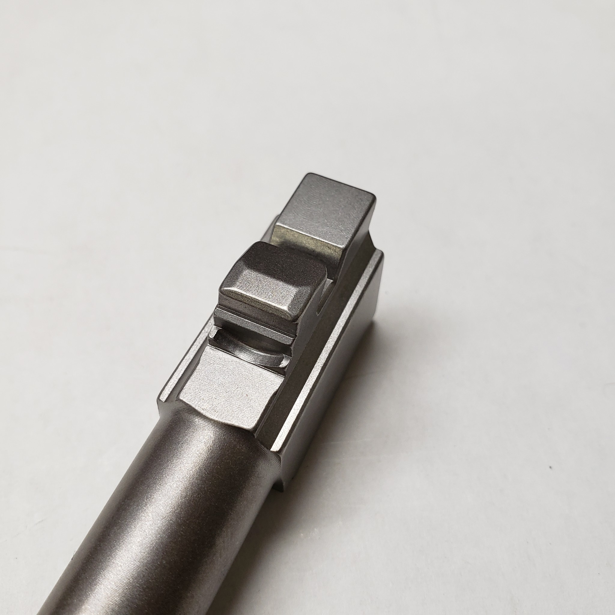 House FU G19 9mm Barrel Stainless