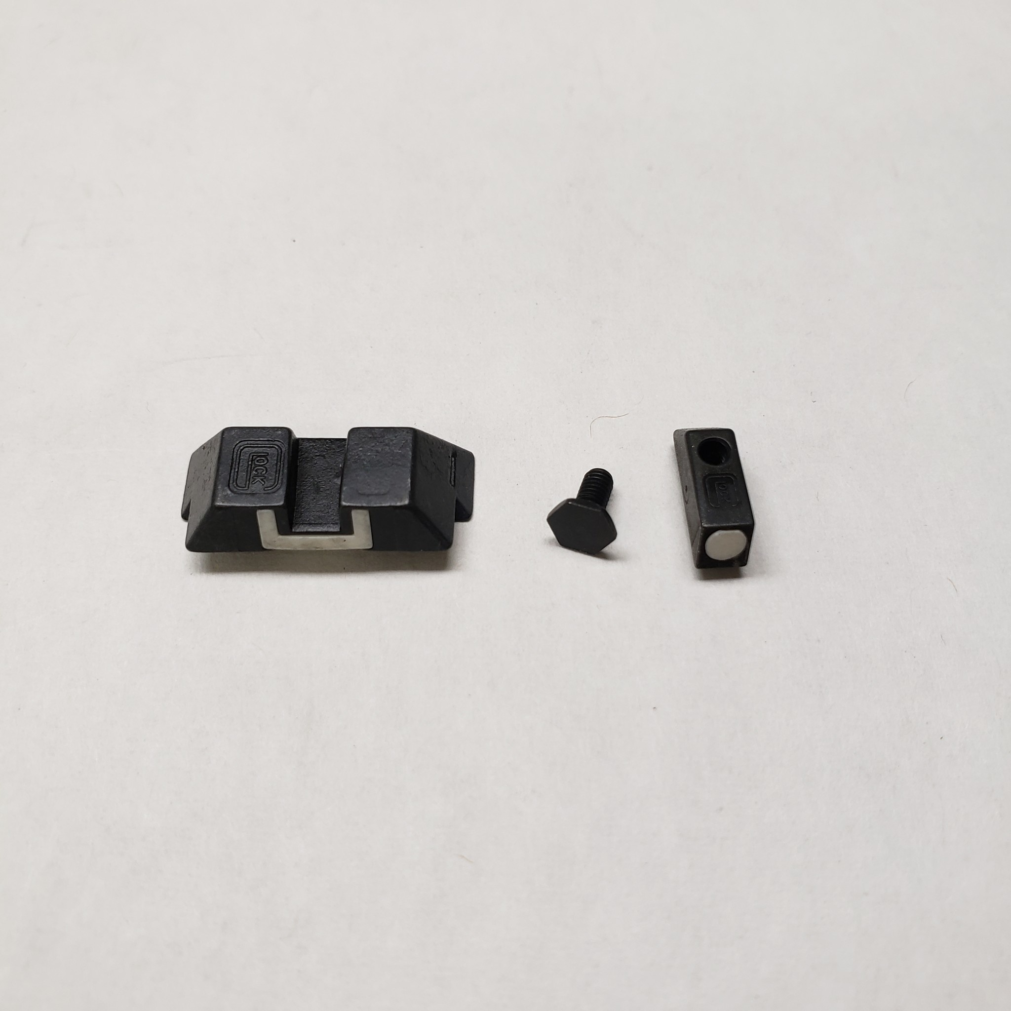 Glock OEM Metal Sight Set Front & Rear