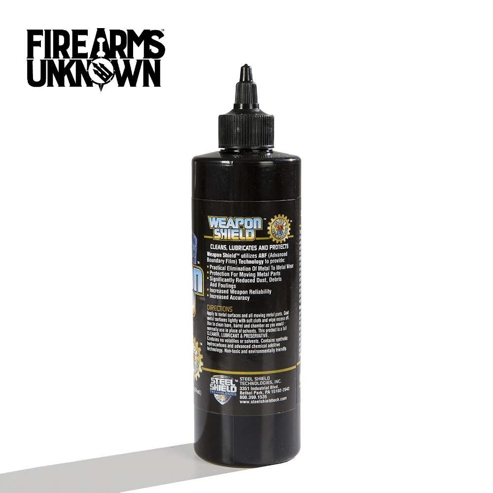 Weapon Shield 16 oz CLP Bottle
