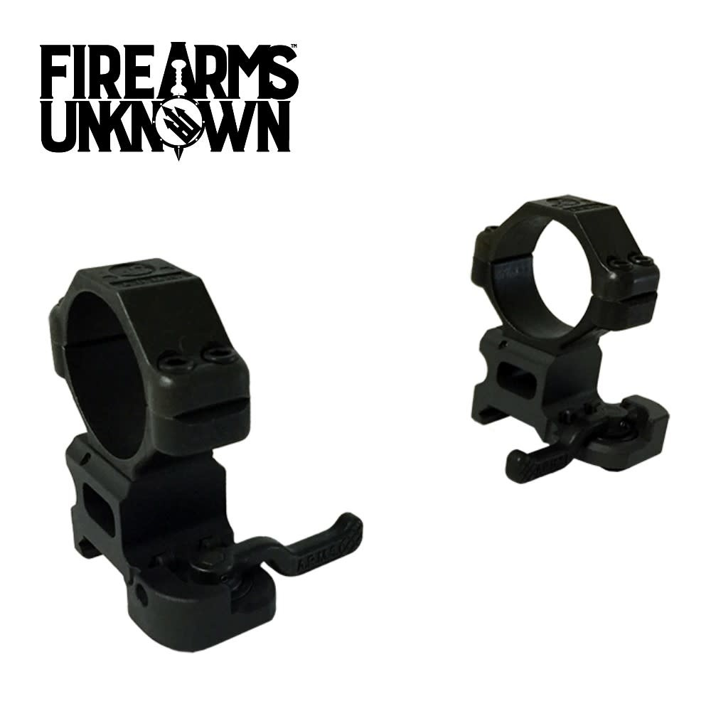 ARMS #22 Throw Lever Scope Rings 30MM High