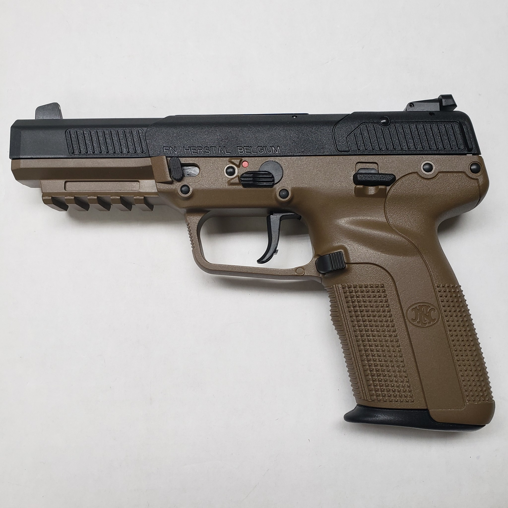 FN America MK II FDE Pistol 5.7x28