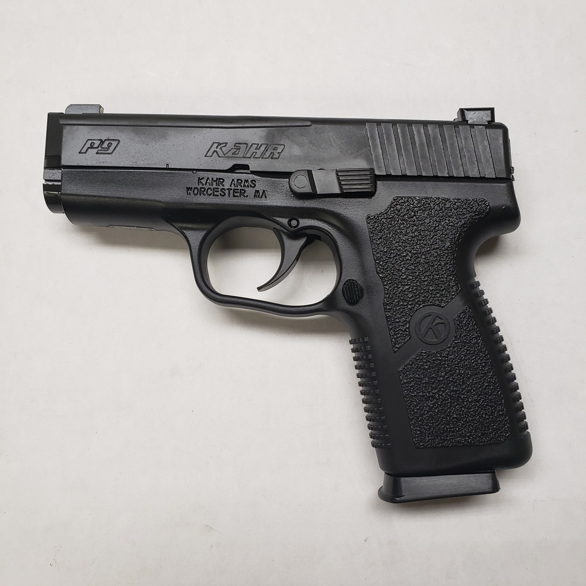 KAHR ARMS P9 Pistol 9mm