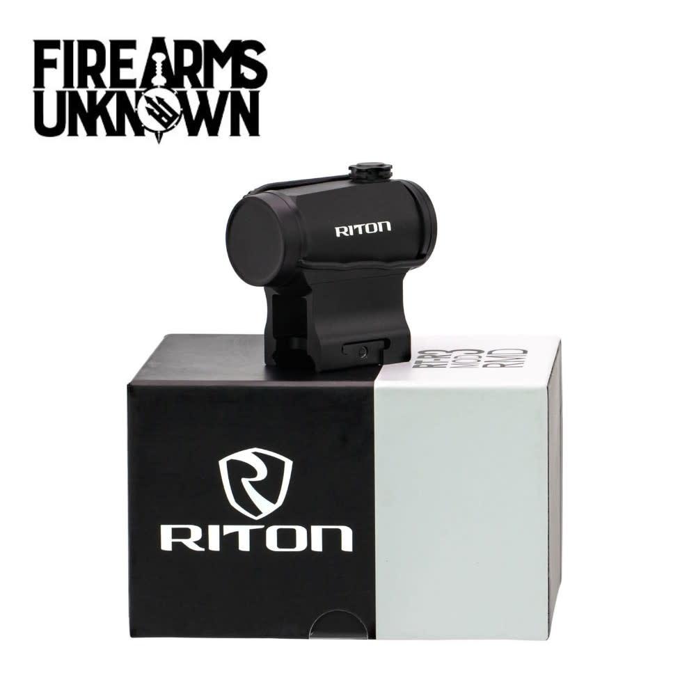 Riton MRD & 10 MFT Mag Bundle