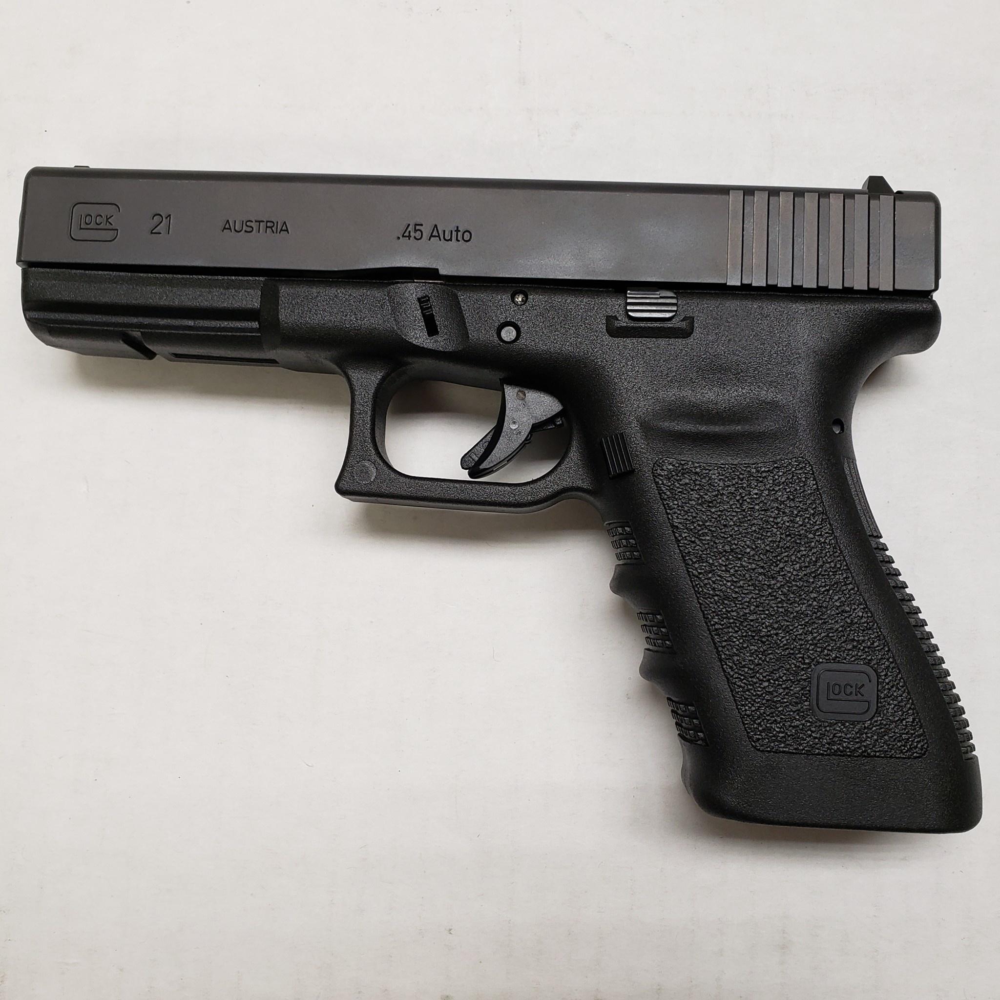 Glock G21 SF Pistol 45ACP