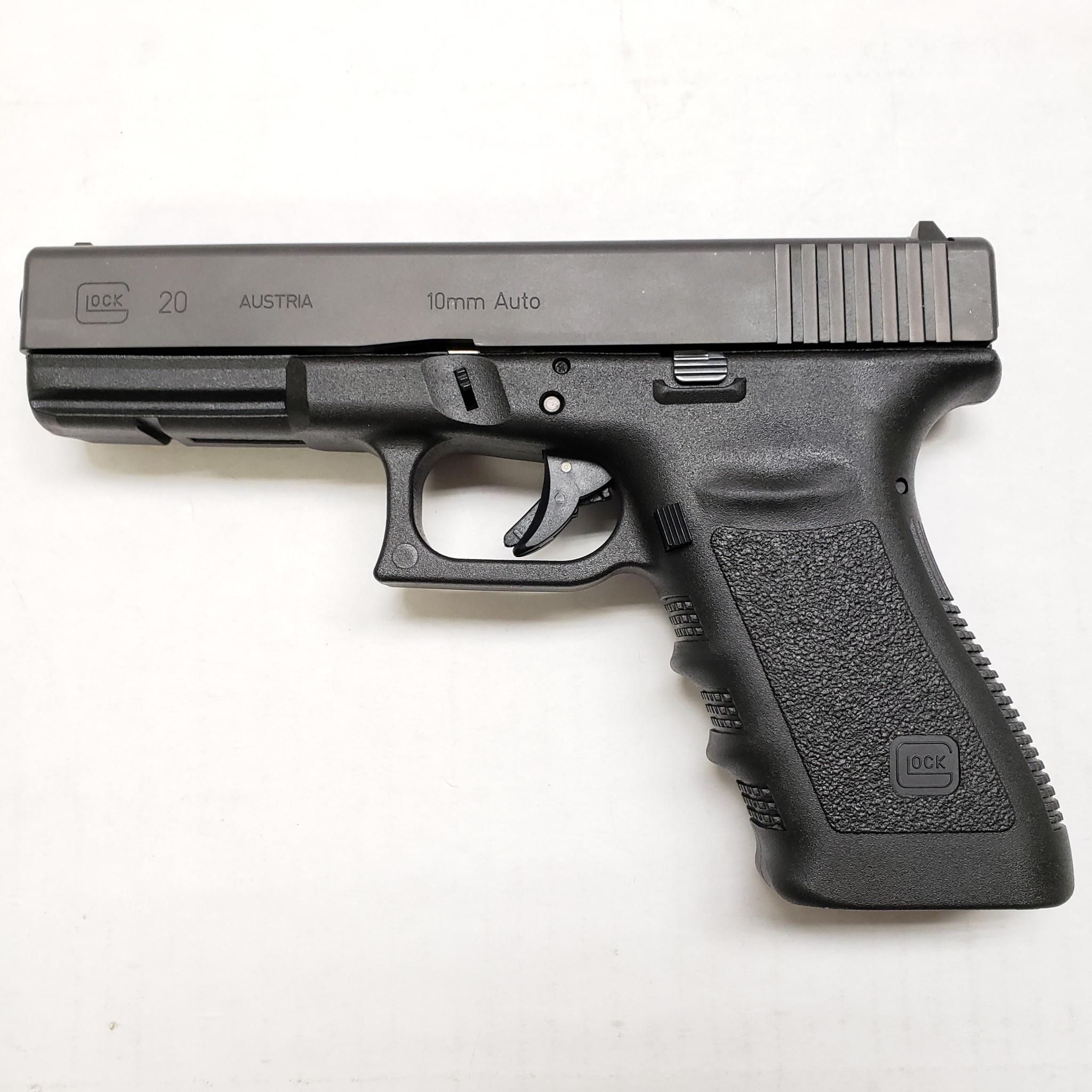 Glock G20 SF Pistol 10mm
