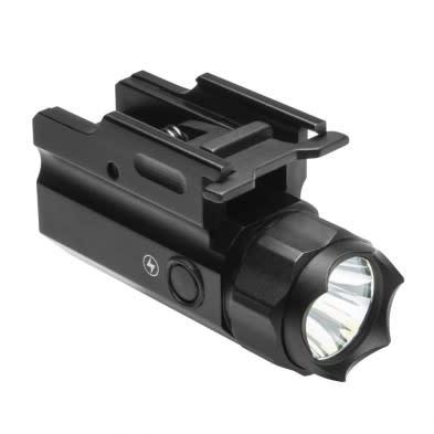 NcStar QR Flashlight w/ Strobe