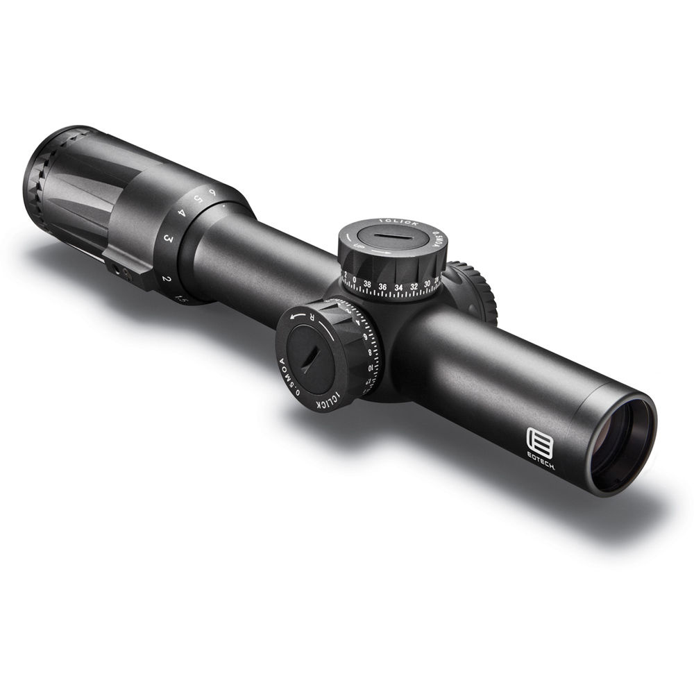 EOTech VUDU Precision Rifle Scope 1-6x24 First Focal Plane 30mm