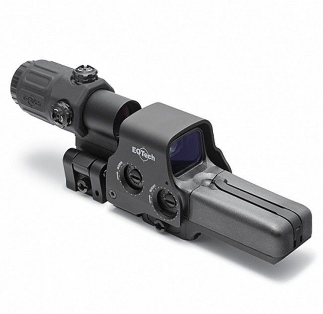 EOTech Holographic Hybrid Sight HHS III  518.2 with G33.STS Magnifier