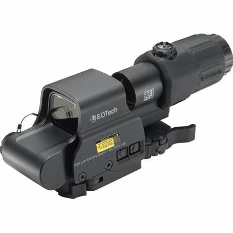 EOTech Holographic Hybrid Sight HHS I EXPS3-4 with G33.STS Magnifier